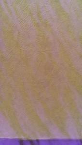 壁紙剥がれの補修後