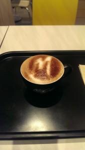 マックカフェカプチーノ