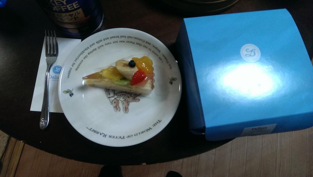 樟葉モール持ち帰りおすすめケーキ