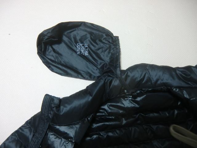 ライトダウンジャケットの専用カバン