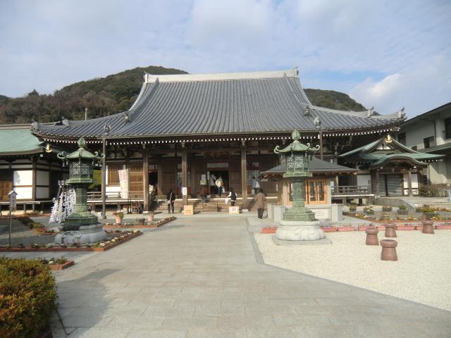 八浄寺の外観