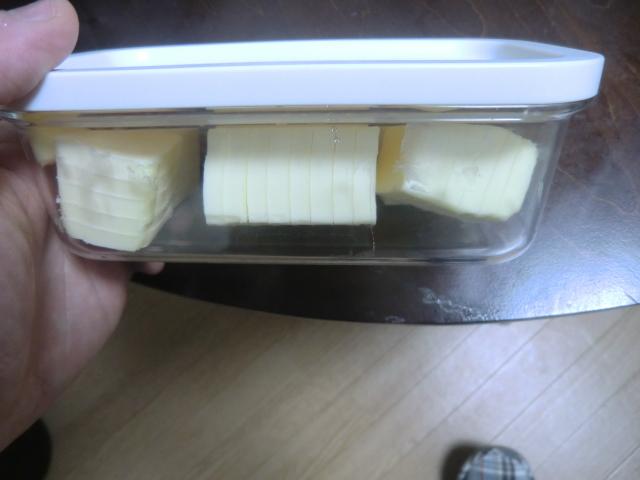 バター保存容器