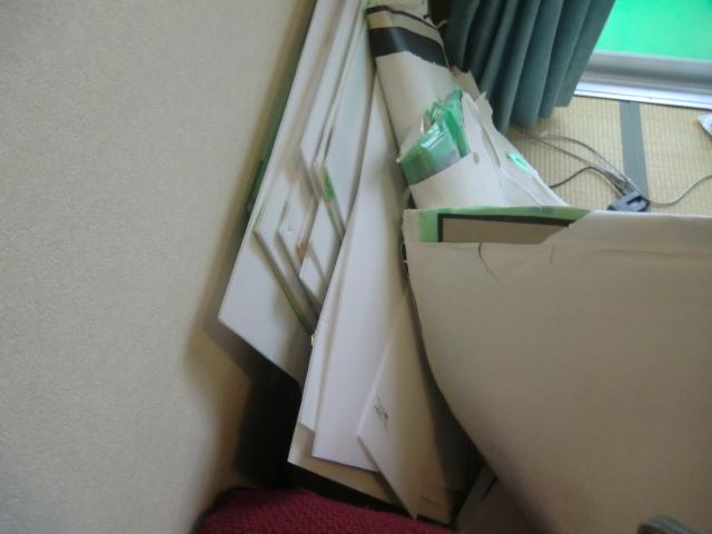 建築資材ゴミ