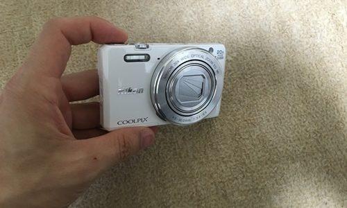 適当にデジカメを買ってみた!Nikon COOLPIXs7000