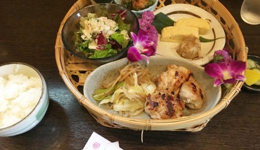 枚方市 「うずや」 のランチ食べてみた!生き返った!