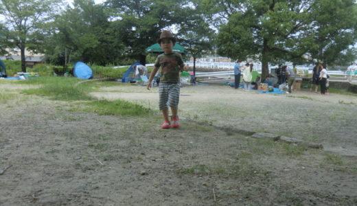 高槻市 バーベキュースポット 「芥川緑地」 のポイント!