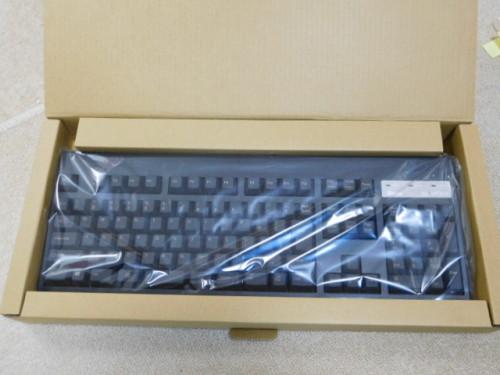キーボードの梱包状態リアルフォース