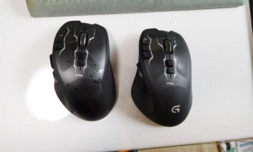ゲーミングマウスG700s 口コミ!3台も使い続ける秘密とは!!