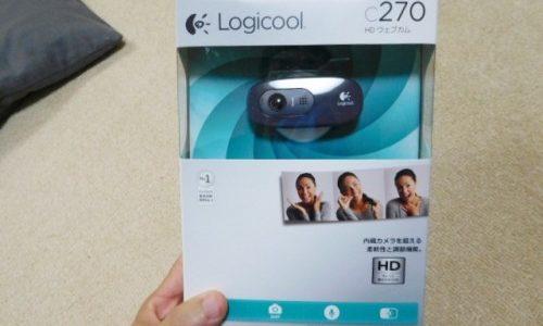 WEBカメラ「C270 」 の口コミ