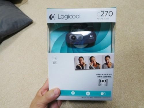 WEBカメラC270