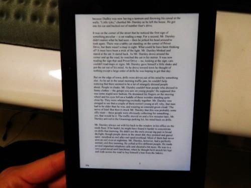 Kindleで読むハリーポッター