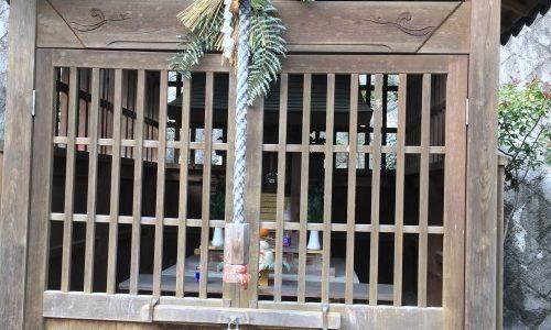 八幅神社に初詣に行きました!