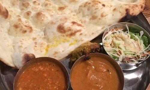 北浜にあるネパール・インド料理「Manakamana」