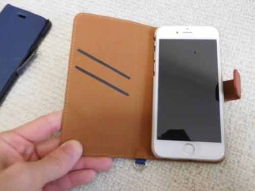 iPhoneとケース