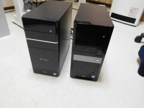 新しいパソコン 古いパソコン
