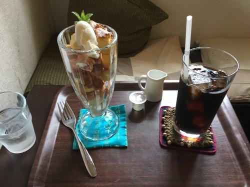 Cafe Cajjoのコーヒー