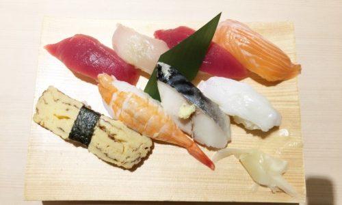 「枚方つーしん」で紹介された【江戸前びっくり寿司】に行ってきた!