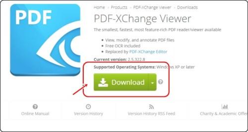 PDF編集ソフト「PDF-xchange viwer」無料版を試してみた。