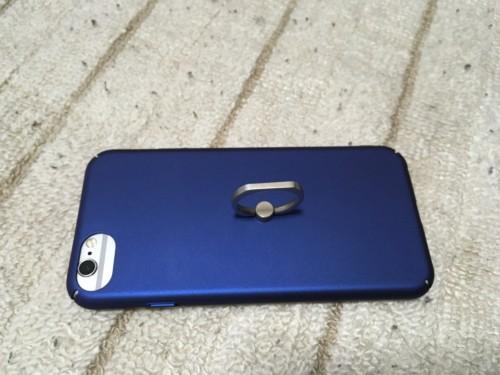 iPhoneリングケース