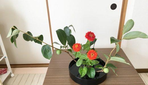 生け花【通信教育】7回目