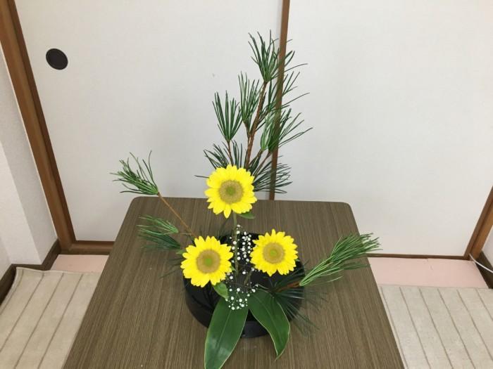ヒマワリ 生花