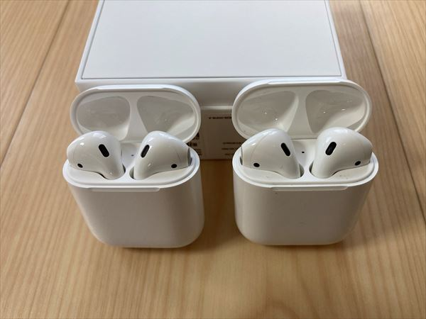AirPods 2個