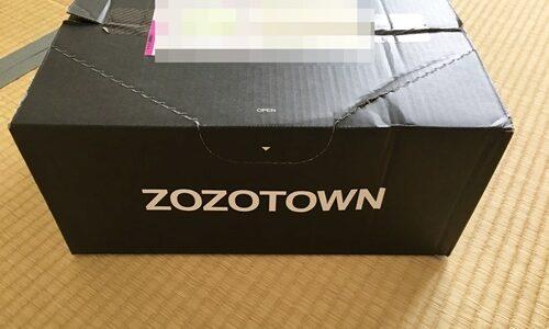 激安カットソーメンズ【ZOZOTOWN】で初めて通販してみた