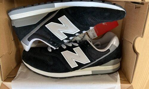 キレイめ&履き心地おすすめの靴「ニューバランス996」レビュー