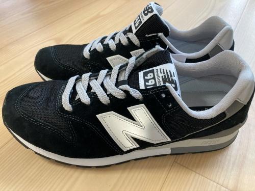 ニューバランス996 ブラック